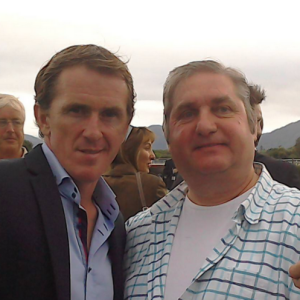 AP & Kevin at Killarney Races August 15